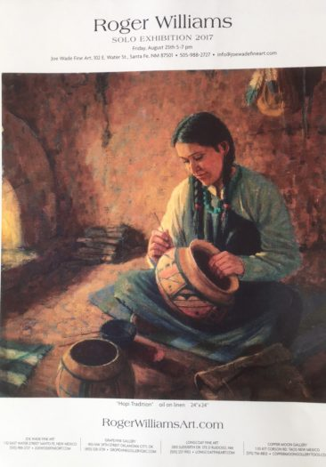 Hopi Heritage<br /> 24 x 24 oil