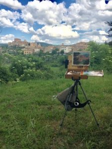 roger williams plein air painting